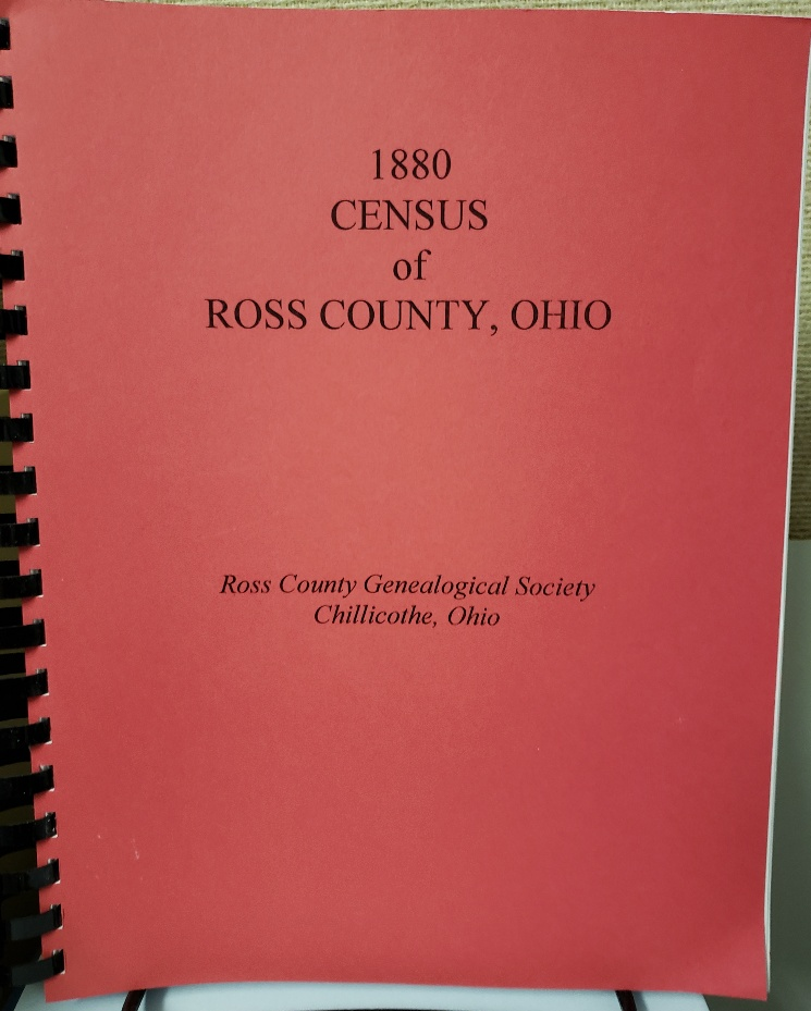 1880 Ross County Census